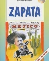 Zapata con Audio CD -  La Spiga Lecturas Para Empezar nivel Pre-inicial (A1)
