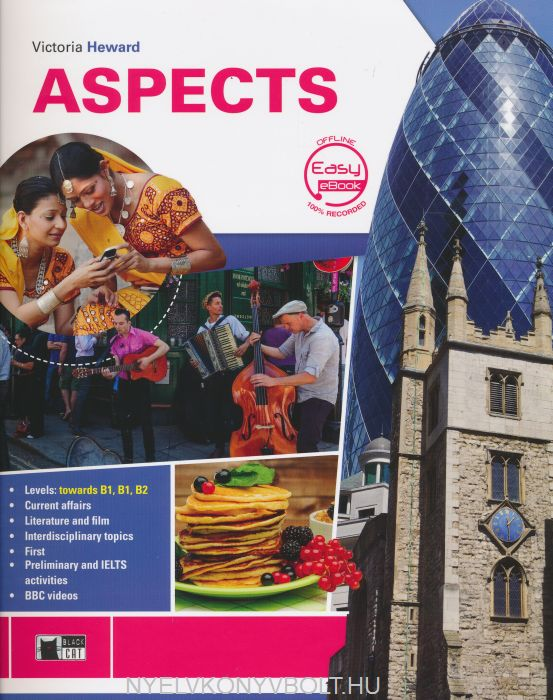 Aspects: Student's Book + Easy eBook
