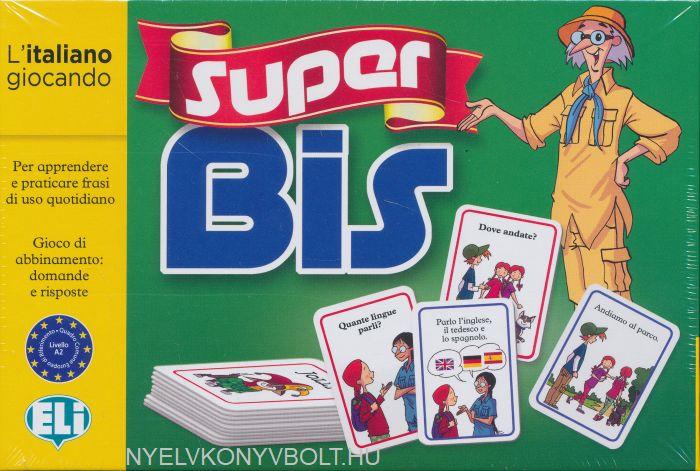 ELI Language Games: Super Bis Italian (Társasjáték)