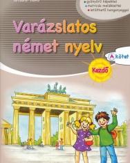 Varázslatos német nyelv - kezdő - A-kötet (MX-1228)