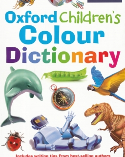 Oxford Children's Colour Dictionary for homework help