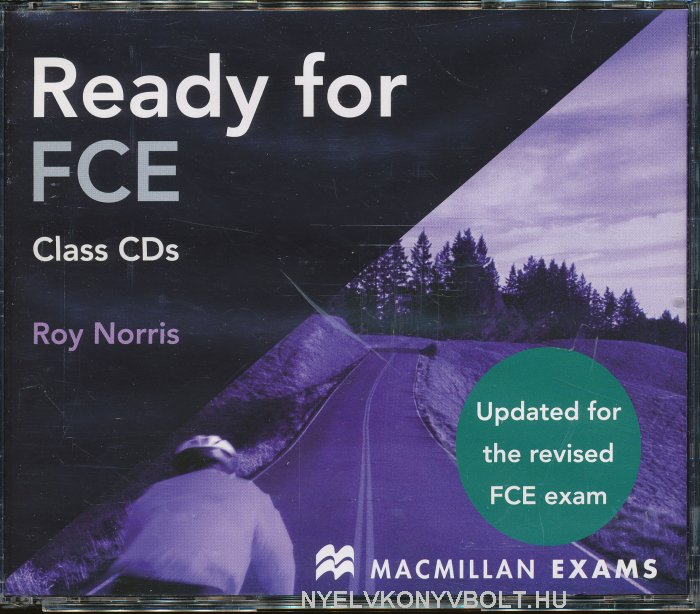 Ready for FCE Class Audio CDs (2) 2008