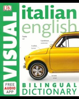 DK Italian-English Visual Bilingual Dictionary 2017 with Free Audio App