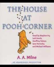 A. A. Milne: The House at Pooh Corner Unabridged Audio Book (2 CD)