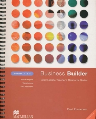 Business Builder Intermediate Teacher's Resource Series Modules 1 2 3