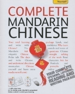 Teach Yourself - Complete Mandarin Chinese from Beginner to Level 4 Book & Double CD Pack