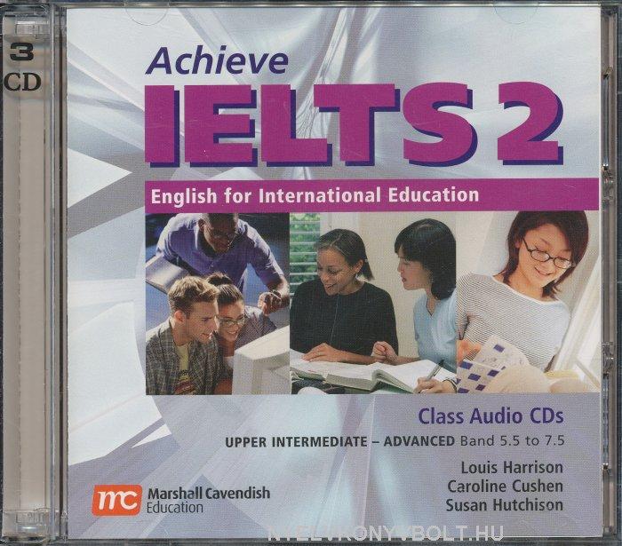 Achieve IELTS 2 Class Audio CDs (3)