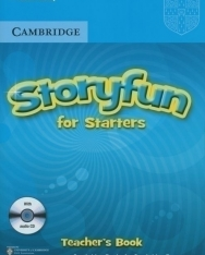 Storyfun for Starters Teacher's Book with audio CD