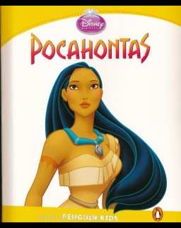 Pocahontas  - Penguin Kids Disney Reader Level 6