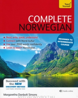 Teach Yourself - Complete Norwegian from Beginner to Intermediate with Audio Online