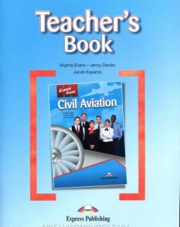Career Paths: Civil Aviation Teacher's Book