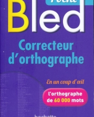 Bled Poche - Correcteur d'orthographe