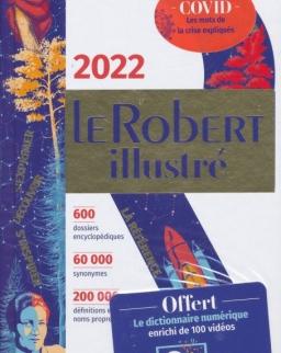 Dictionnaire Le Robert illustré 2022