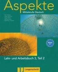 Aspekte 3 Lehr- und Arbeitsbuch Teil 2 mit Audio CD (2)