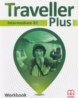 Traveller Plus Intermediate B1 Workbbok with CD