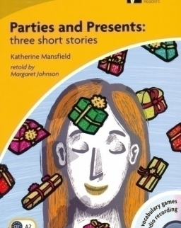 Parties and Presents: three short stories with Audio CD - Cambridge Discovery Readers Level 2