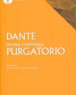 Dante Alighieri: La Divina Commedia - Purgatorio
