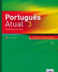 Portugues Atual 3 - Textos e Exercícios inclui CD áudio (2)