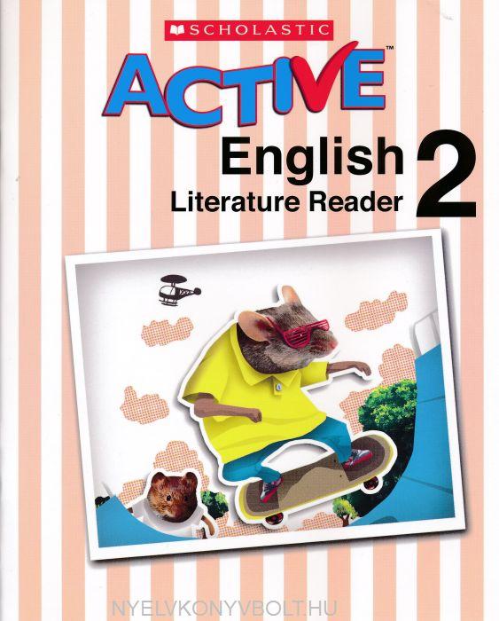 Active English 2 Literature Reader