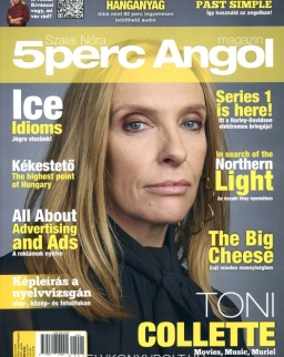 5 Perc Angol Magazin 2021 Január