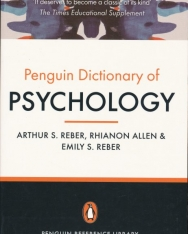 Penguin Dictionary of Psychology - Penguin Reference Library 4th Edition
