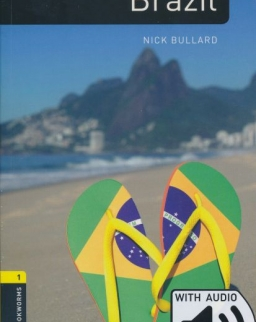 Brazil Factfiles with Audio Download - Oxford Bookworms Library Level 1