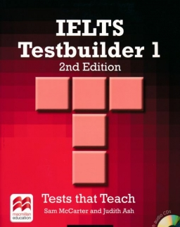 IELTS Testbuilder 1 with Audio CDs - 2nd Edition