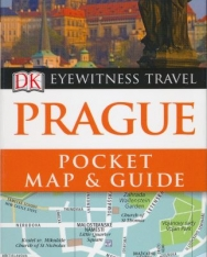 DK Eyewitness Pocket Map and Guide - Prague