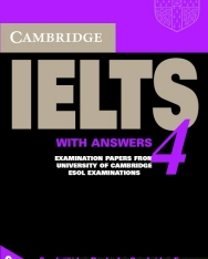 Cambridge IELTS 4 Official Examination Past Papers Audio Cassettes (2)
