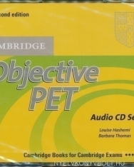 Objective PET Second Edition Audio CD Set (3)