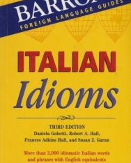 Barron's Italian Idioms Third Edition