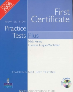 First Certificate Practice Tests Plus without Key, with Audio CDs (2) and iTests CD-ROM - New Edition