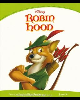 Robin Hood - Penguin Kids Disney Reader Level 4