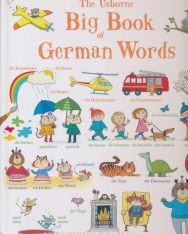 Big Book of German Words Board book