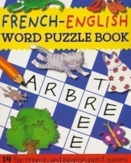 Barron's French-English Word Puzzle Book