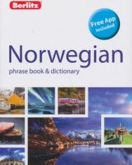 Berlitz Norwegian Phrase Book & Dictionary - Free App included