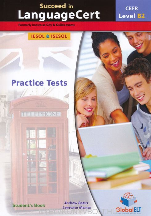 Succeed in LanguageCert - CEFR B2 - Practice Tests  - Self-study Edition