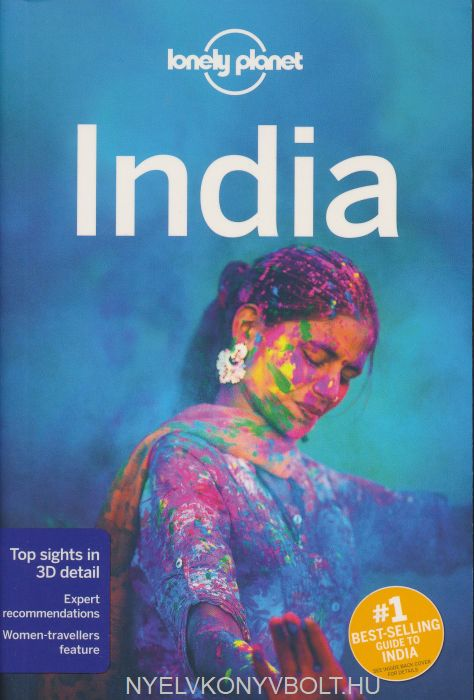 Lonely Planet - India Travel Guide (17th Edition)