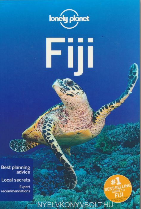 Lonely Planet Fiji Travel Guide - 10th Edition
