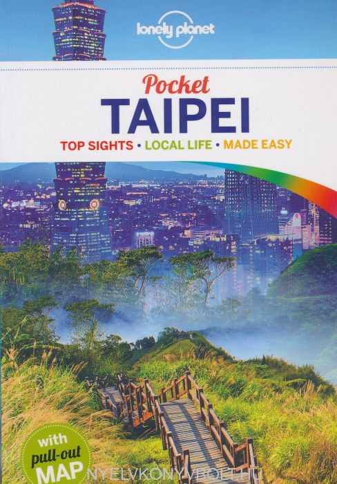 Lonely Planet Pocket Taipei (Travel Guide) - 1st Edition