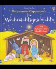 Babys erstes Klappenbuch: Die Weihnachtsgeschichte