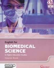English for Biomedical Science in Higher Education Studies Course Book with Audio CDs (2)