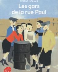 Molnár Ferenc: Les gars de la rue Paul (A Pál utcai fiúk francia nyelven)