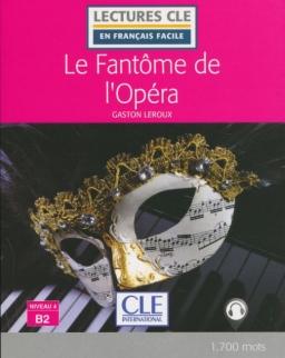 Le Fantôme de l'Opéra - Niveau 4/B2