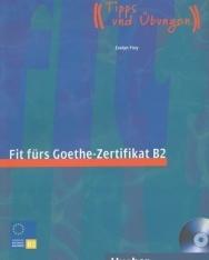 Fit fürs Goethe-Zertifikat B2 mit CD