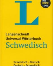 Langenscheidt Universal-Wörterbuch Schwedisch - Schwedisch-Deutsch/Deutsch-Schwedisch