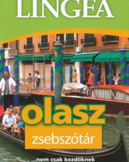 Olasz zsebszótár - Olasz-Magyar, Magyar-Olasz