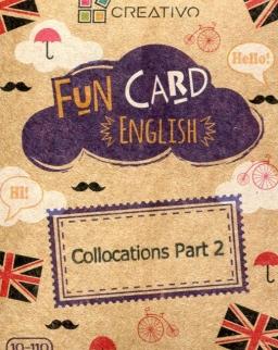 Fun Card English: Collocations Part 2