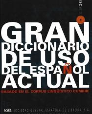 Gran diccionario de uso del espanol actual con CD ROM