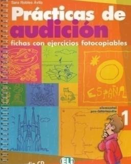 Prácticas de audición + Audio CD - Fotocopiables